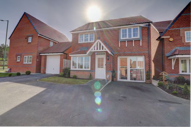 Thumbnail Detached house for sale in Richardson Way, Consett