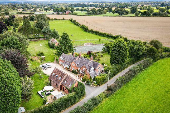 Thumbnail Detached house for sale in Coldham, Brewood, Stafford
