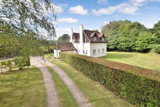 Thumbnail Equestrian property for sale in Biddenden, Ashford