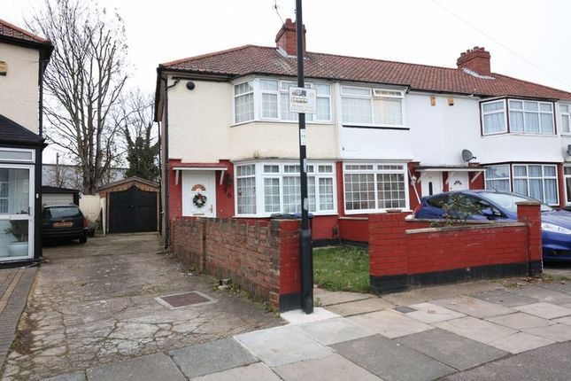 Thumbnail Semi-detached house for sale in Woodstock Crescent, London
