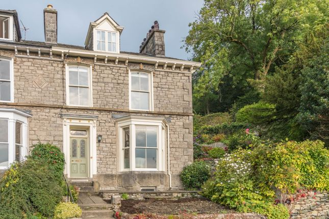 Thumbnail End terrace house for sale in Airethwaite, Kendal