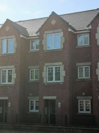 Thumbnail Terraced house to rent in Mowbray Court, Guidepost