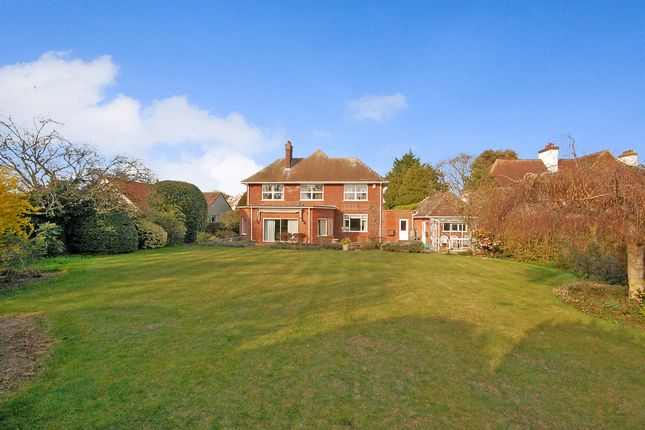 Thumbnail Detached house for sale in Saxmundham Road, Aldeburgh