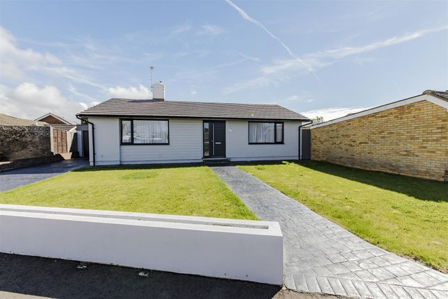 Thumbnail Bungalow to rent in Twyford Road, Worthing