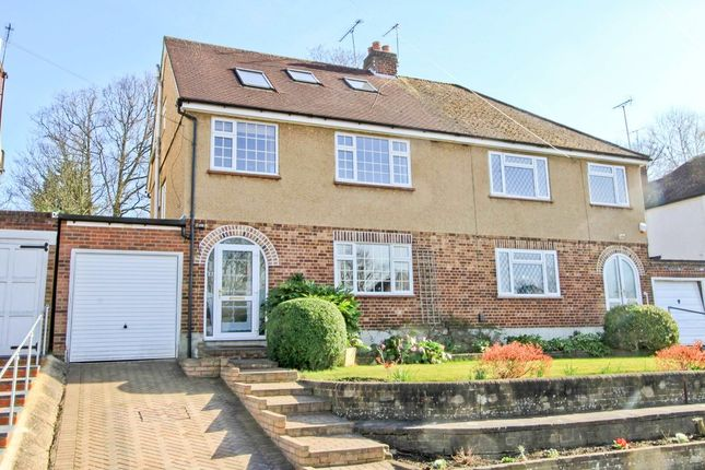 Thumbnail Semi-detached house for sale in Gladsdale Drive, Eastcote, Pinner