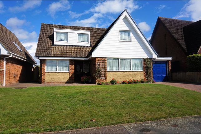 Thumbnail Detached house for sale in Old Cross Tree Way, Ash Green