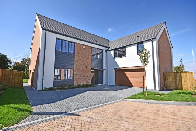Thumbnail Detached house for sale in Maple Gardens, Drayton Road, Milton, Abingdon