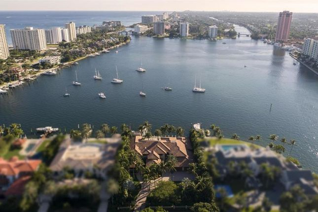 Thumbnail Property for sale in 710 Lake Drive, Boca Raton, Florida, United States Of America