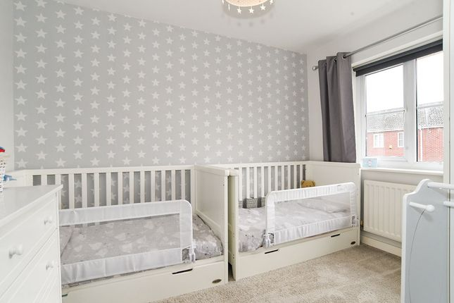 Bedroom of Bayleyfield, Hyde, Greater Manchester SK14