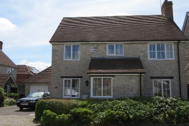 Thumbnail Detached house to rent in Nursery Gardens, Mere, Wiltshire