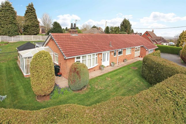 Thumbnail Bungalow for sale in Quarry Lane, Red Lake, Telford