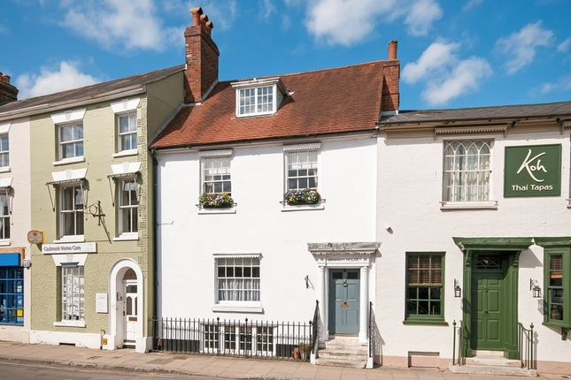 Thumbnail Terraced house for sale in The Hundred, Romsey