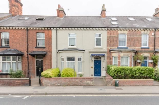 Thumbnail Room to rent in Haxby Road, York