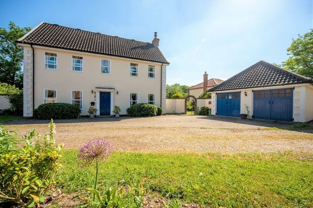 Thumbnail Detached house for sale in East Harling, Norwich