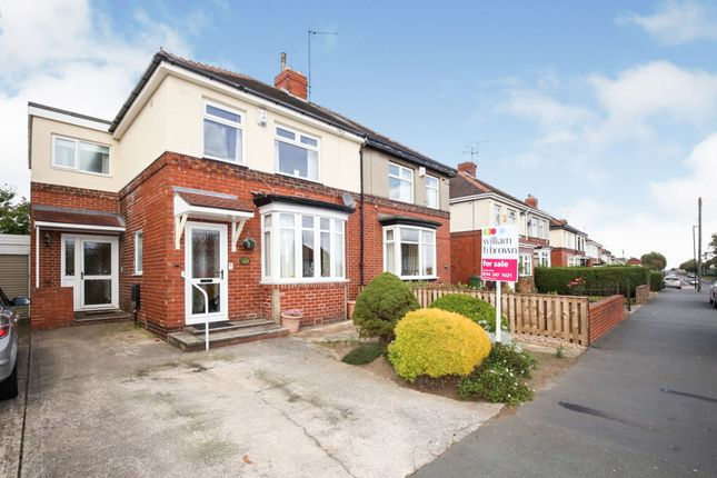 Thumbnail Semi-detached house for sale in Hollinsend Road, Sheffield