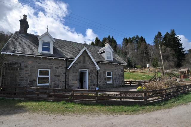 Thumbnail Detached house for sale in Pitcraigie Farmhouse Glen Of Rothes, Rothes