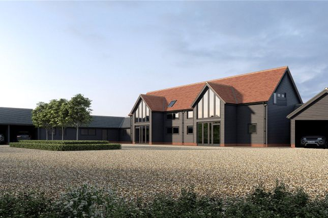Thumbnail Terraced bungalow for sale in Courtyard Mews, Maldon Hall Farm, Spital Road, Maldon