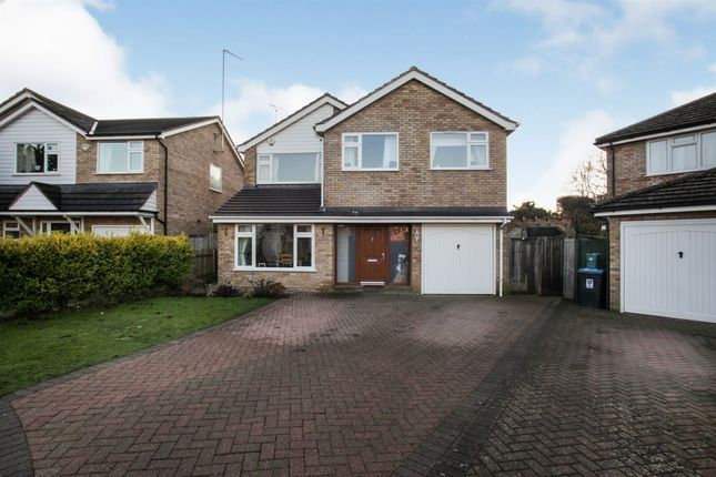 Thumbnail Detached house for sale in Hawkwell Drive, Tring