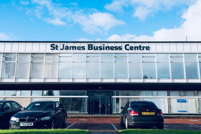 Thumbnail Office to let in St James Business Park, Linwood Road, Linwood, Paisley
