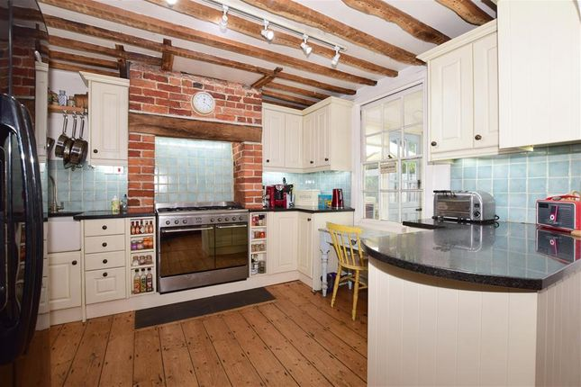 Thumbnail Detached house for sale in Brighton Road, Burgh Heath, Tadworth, Surrey
