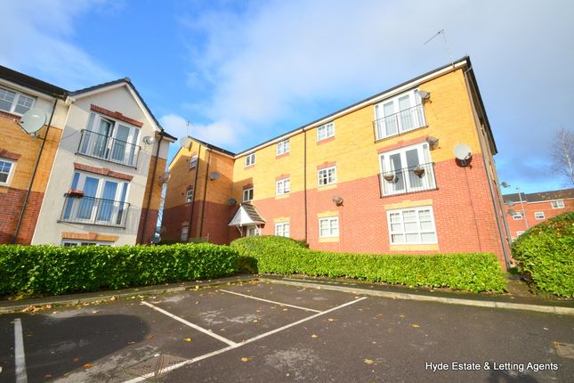 Thumbnail Flat to rent in Deanery Court, Manchester