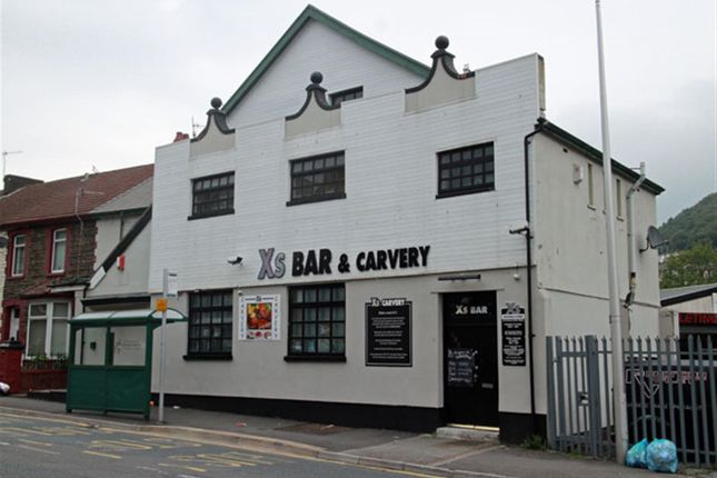 Thumbnail Pub/bar for sale in Mid Glamorgan CF39, Rhondda