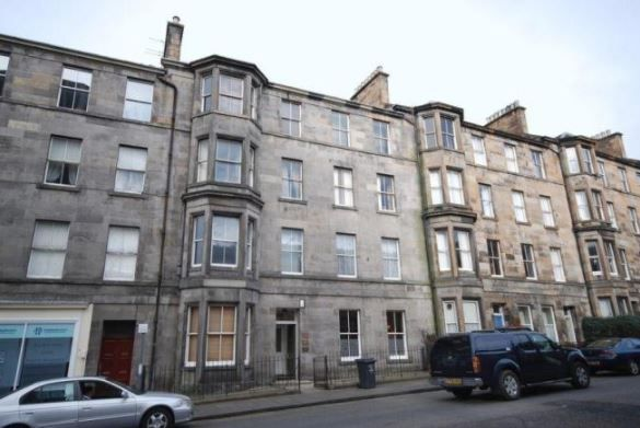 Thumbnail Flat to rent in Hope Park Terrace, Newington, Edinburgh