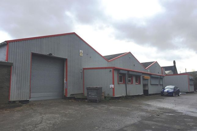 Thumbnail Light industrial to let in Unit 1, Tonypandy Enterprise Park, Llwynypia Road, Tonypandy