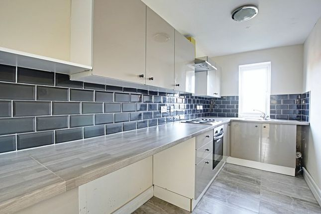 Thumbnail 2 bed terraced house for sale in Ebor Manor, Keyingham, Hull