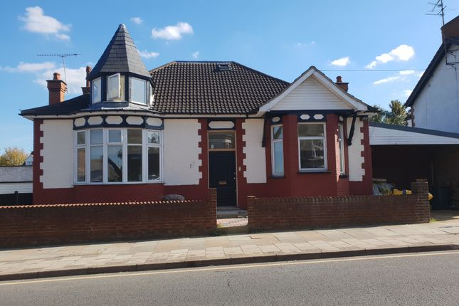 Thumbnail Bungalow to rent in Grange Avenue, Leagrave, Luton