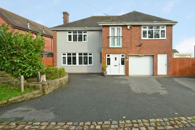 Thumbnail Detached house for sale in Gravelly Bank, Stoke-On-Trent