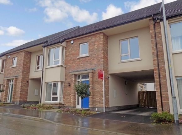Thumbnail Town house to rent in Woodbrook Mews, Lisburn