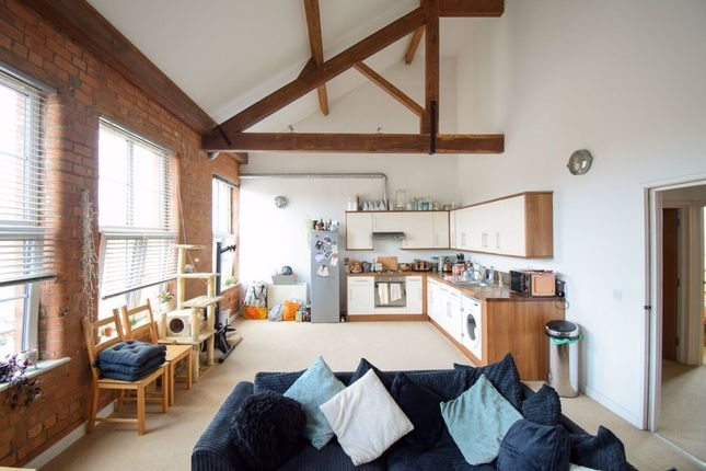 Thumbnail Flat to rent in Henry Street, Abington, Northampton