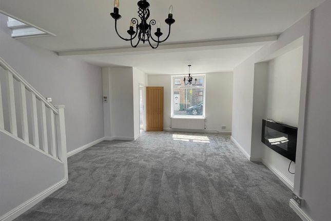 Thumbnail Terraced house for sale in Penrhiwceiber Road, Penrhiwceiber, Mountain Ash
