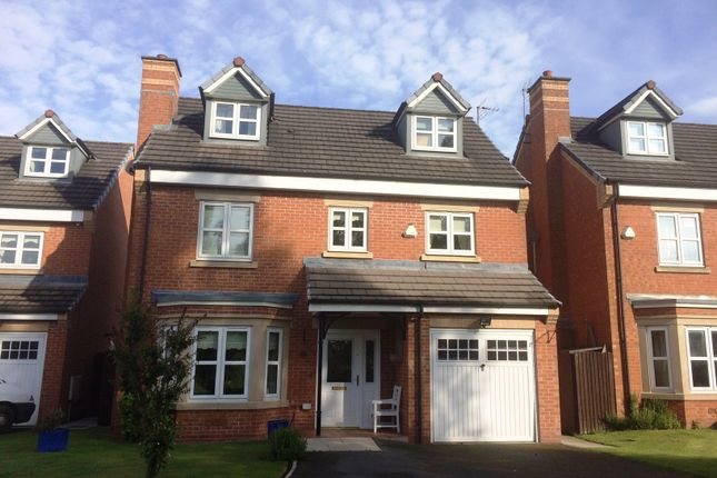 Thumbnail Detached house for sale in Begonia Gardens, Bold, St. Helens