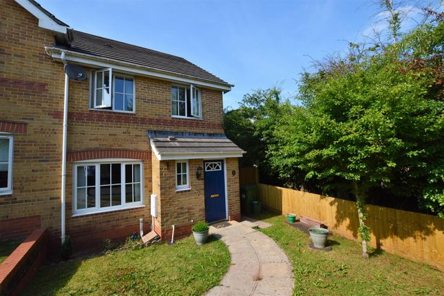 Thumbnail Semi-detached house for sale in Penbryn Coch, Llanharry, Pontyclun