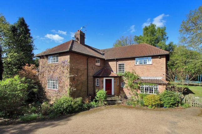 Thumbnail Detached house for sale in Rogers Rough Road, Kilndown, Kent