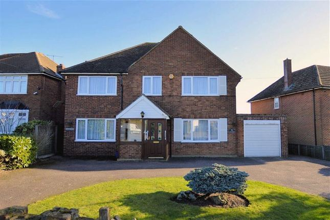 Thumbnail Detached house for sale in Epping Green, Epping