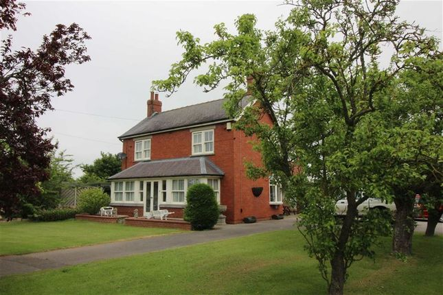 Thumbnail Detached house for sale in Bardney Road, Wragby