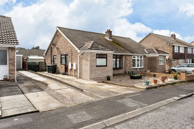 Thumbnail Semi-detached bungalow for sale in Rievaulx Way, Guisborough, North Yorkshire