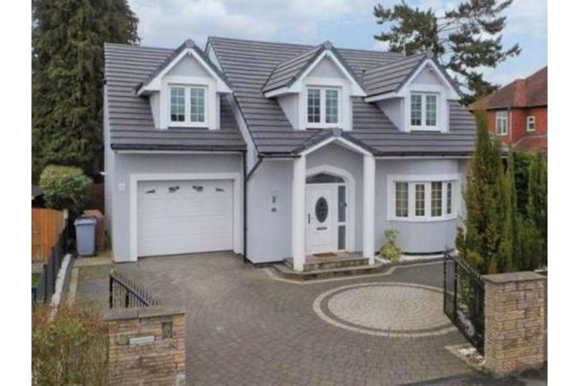 Thumbnail Detached house for sale in Brookland Avenue, Wistaston, Crewe