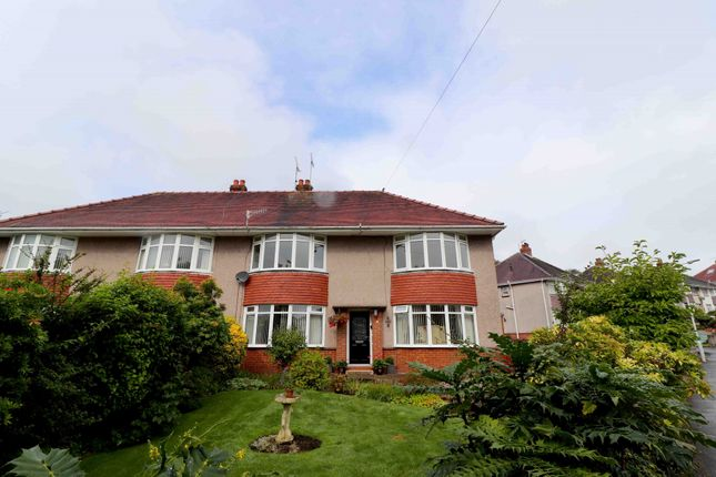 Thumbnail Flat to rent in Wimmerfield Avenue, Swansea, West Glamorgan