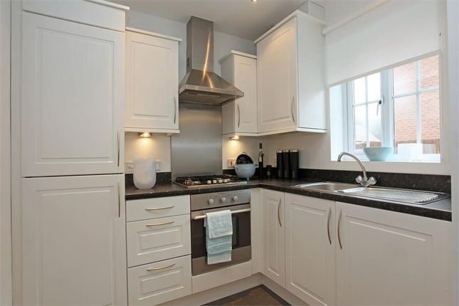 """1 bedroom duplex for sale in """"The Chaucer"""" at Buttercup Gardens, Blyth"""