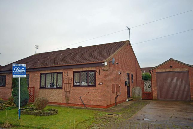 Thumbnail Semi-detached house for sale in Witham Drive, Burton-Upon-Stather, Scunthorpe