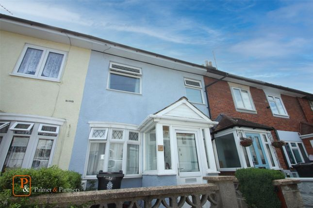 2 bed terraced house to rent in Spring Road, Brightlingsea, Essex CO7
