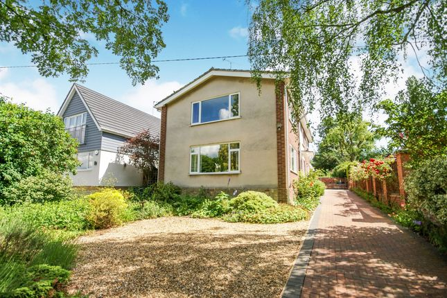 Thumbnail Detached house for sale in Brook Lane, Renhold, Bedford