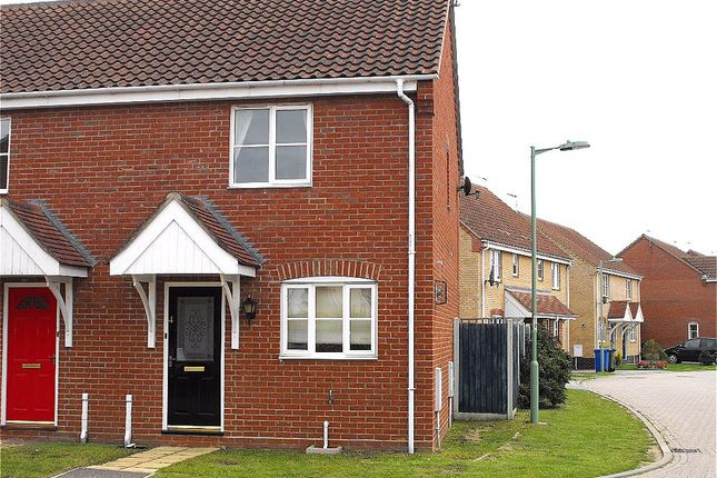 Thumbnail Semi-detached house to rent in Keel Close, Carlton Colville, Lowestoft