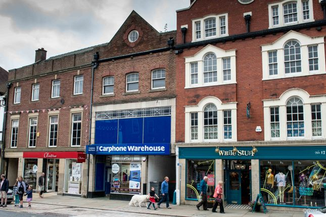 Thumbnail Retail premises to let in Market Place, Morpeth