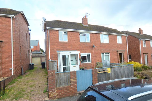 Thumbnail Semi-detached house for sale in Kingsway, Heavitree, Exeter