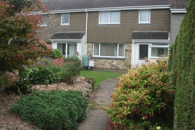 Thumbnail Terraced house to rent in Chenhalls Close, St. Erth, Hayle